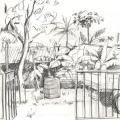 Zeichnung Ubungo